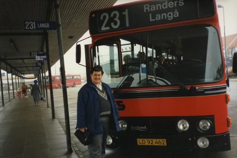 skolebussen i randers